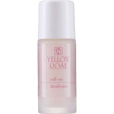Шариковый дезодорант Yellow Rose Deodorant Pink, 50 мл