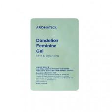 Освежающий гель для интимной гигиены AROMATICA Dandelion Feminine Gel тестер, 1 шт