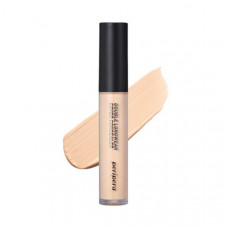 PERIPERA Double Longwear Cover Concealer, 01 Pure Ivory
