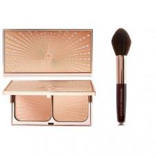 Палетка для контурирования с кристаллами Сваровски CHARLOTTE TILBURY Limited Edition Filmstar Bronze And Glow Set, 22,5 г
