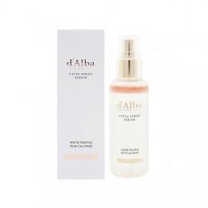 Концентрированная сыворотка для увлажнения и питания кожи лица D'ALBA White Ttruffle Vital Spray Serum, 100 мл