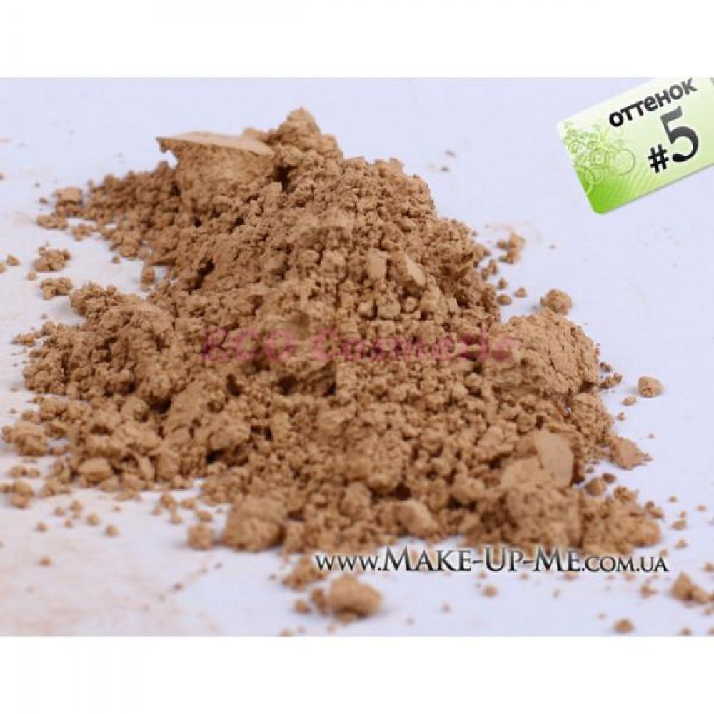 Рассыпчатая минеральная пудра - Make Up Me #5 - LP5
