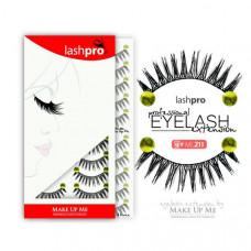 Профессиональный набор ресниц 10 пар - Make Up Me LashPro ML211 - ML211