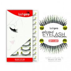 Профессиональный набор ресниц 10 пар - Make Up Me LashPro ML221 - ML221