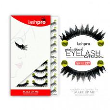 Профессиональный набор ресниц 10 пар - Make Up Me LashPro ML227 - ML227