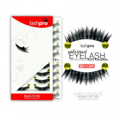 Профессиональный набор ресниц 10 пар - Make Up Me LashPro ML231 - ML231