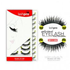 Профессиональный набор ресниц 10 пар - Make Up Me LashPro ML233 - ML233