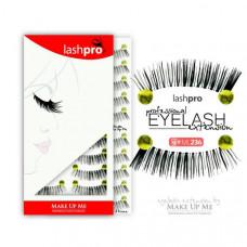 Профессиональный набор ресниц 10 пар - Make Up Me LashPro ML236 - ML236