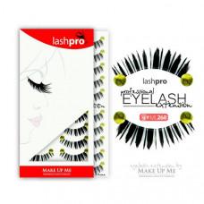 Профессиональный набор ресниц 10 пар - Make Up Me LashPro ML268 - ML268