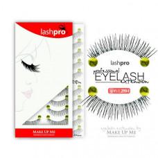 Профессиональный набор ресниц 10 пар - Make Up Me LashPro ML219-1 - ML219-1