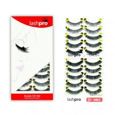 Универсальный набор ресниц 5 видов 10 пар - Make Up Me LashPro MIX-2 - MIX2