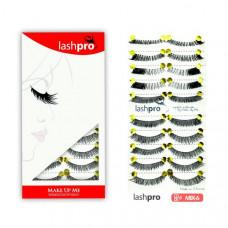 Универсальный набор ресниц 5 видов 10 пар - Make Up Me LashPro MIX-6 - MIX6