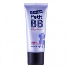 ВВ крем с гиалуроновой кислотой Holika Holika Moisture Petit Bb (Ad) SPF 30, 30 мл