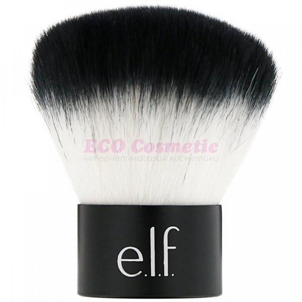 Контурная кисть-кабуки E.L.F. Studio Contouring Kabuki Brush 84032, 1 шт