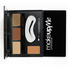 Набор для бровей Make Up Me FB4S, 1 шт