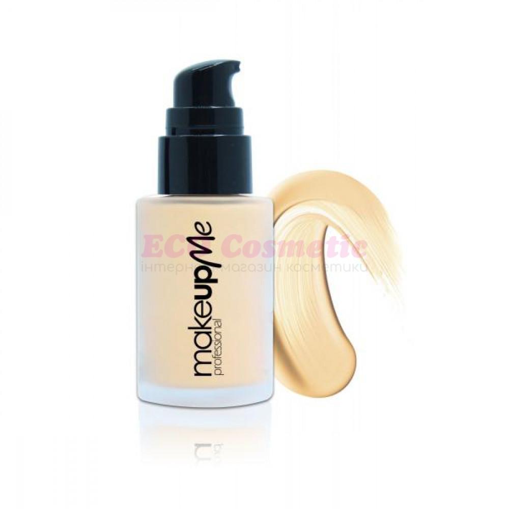 Тональная основа CoverMe #1 makeupMe FD-1 - FD-1