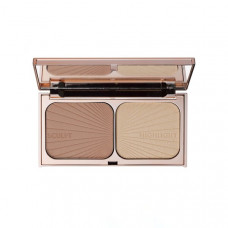 Палетка для контуринга лица CHARLOTTE TILBURY Filmstar Bronze And Glow Fair/Medium, 22,5 г