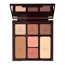 Палетка для макияжа лица и глаз CHARLOTTE TILBURY Instant Look In a Palette Stoned Rose Beauty, 1 шт