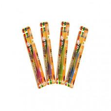 Зубная щетка с напылением золота на щетинках Dr. LUSSO Nano Gold Toothbrush, 1 шт