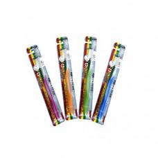 Зубная щетка с серебряным напылением на щетинках Dr. LUSSO Nano Silver Toothbrush, 1 шт