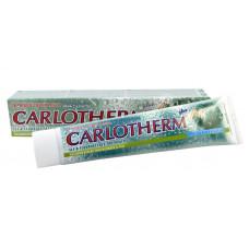 Зубная паста без пены и фтора антибактериальная Vridlo Carlotherm Anti, 100 г