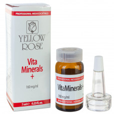 Мезокотейль Yellow Rose VitaMinerals, 7 мл