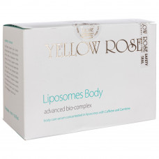 Сыворотка липолитик для тела Yellow Rose Liposomes body slimming firming, 15х9 мл