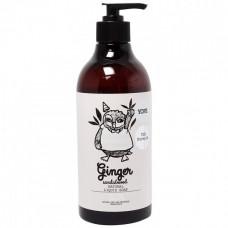Увлажняющее жидкое мыло с формулой TGA Имбирь и Сандаловое дерево YOPE Natural Liquid Soap With TGA Formula Ginger & Sandal Wood, 500 мл