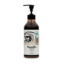 Укрепляющий натуральный гель для душа Босвеллия и Розмарин YOPE Natural Shower Gel Boswellia & Rosemary, 400 мл