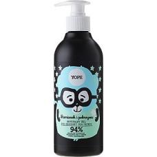 Детский гель для душа Ромашка и Крапива YOPE Shower Gel for Kids Chamomile and Nettle, 400 мл
