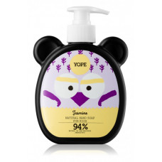 Натуральное детское мыло для рук Жасмин YOPE Natural Hand Soap for Kids Jasmine, 400 мл