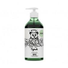 Натуральная жидкость для мытья посуды Огурец YOPE Natural Washing-up Liquid Cucumber, 750 мл