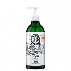 Натуральная жидкость для мытья посуды Мята и Мандарин YOPE Natural Washing-up Liquid Mint & Mandarin, 750 мл