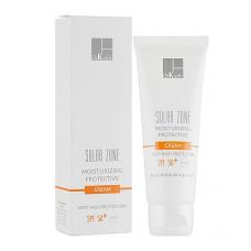 Увлажняющий крем для защиты от солнца Dr. Ron Kadir Solar Zone moisturizing protective cream SPF 50+, 75 мл