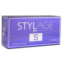 Филлер на основе гиалуроновой кислоты Vivacy Stylage® S Lidocaine, 0,8 мл
