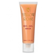 Увлажняющая и восстанавливающая гелевая маска Yellow Rose Bio-Gel Mask, 50 мл