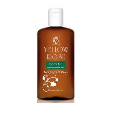 Массажное масло с эфирным маслом грейпфрута Yellow Rose Body massage oil with grapefruit, 200 мл