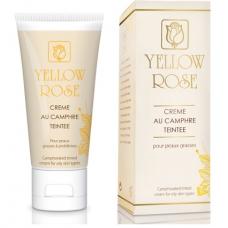 Тональный камфорный крем Yellow Rose Creme au Camphre Teintee, 50 мл